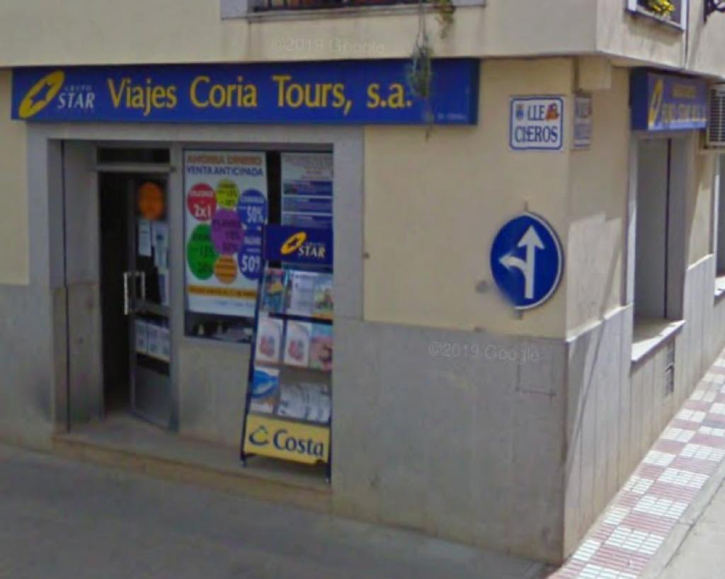 CORIA TOURS MONTEHERMOSO