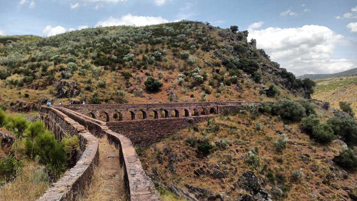 Acueducto-de-Las-Herrerías-geoparque