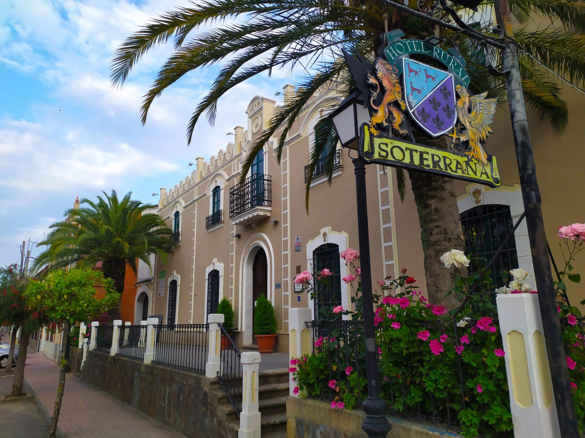 HOTEL RURAL SOTERRAÑA 2