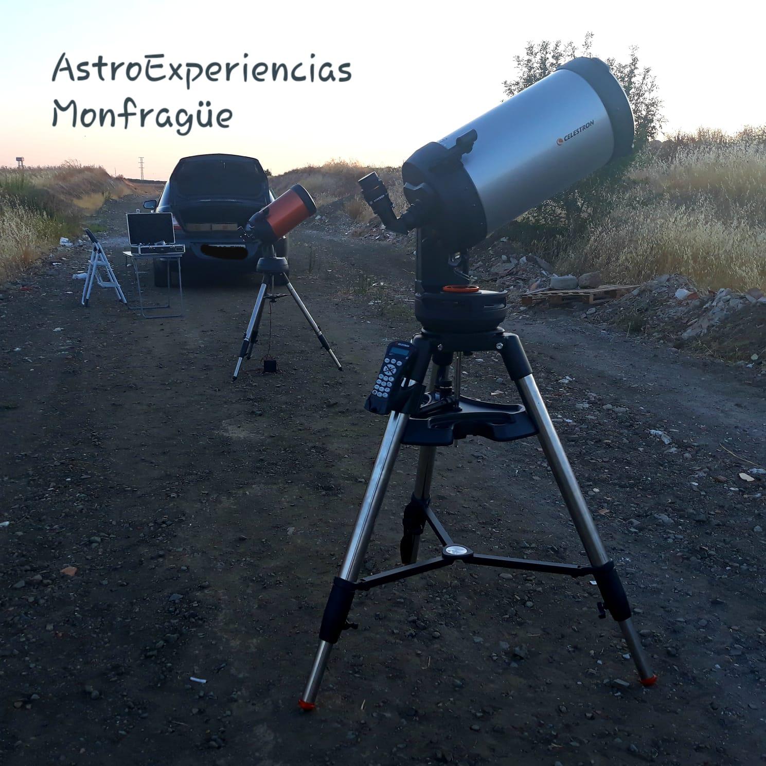 ASTROEXPERIENCIAS MONFRAGUE