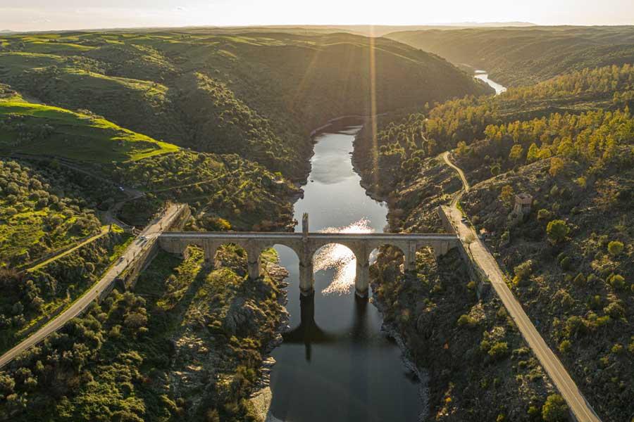 Puente-Romano-de-Alcantara-tajo-internacional