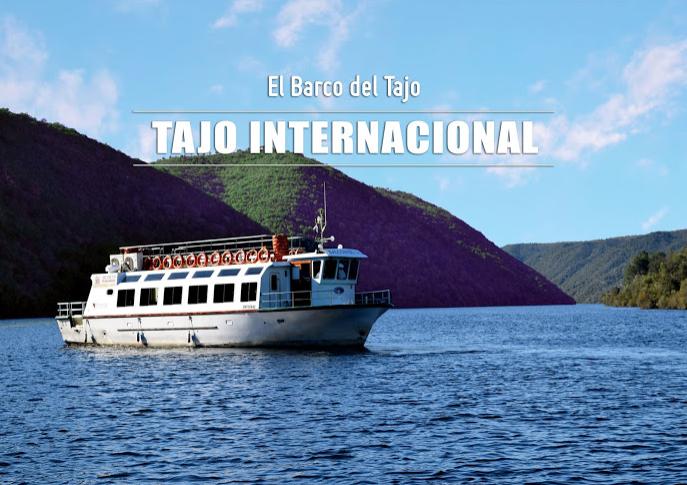 BARCO DEL TAJO - TAJO INTERNACIONAL