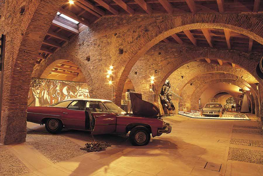 museo-vostell-malpartida-vehiculos-tajo-salor-almonte