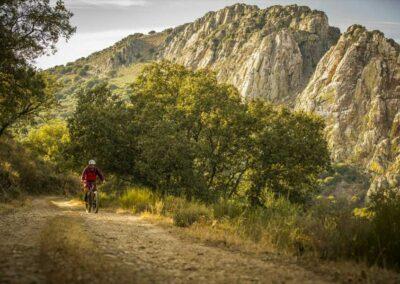 rutas-en-bicicleta-caceres-natura-ecoturismo