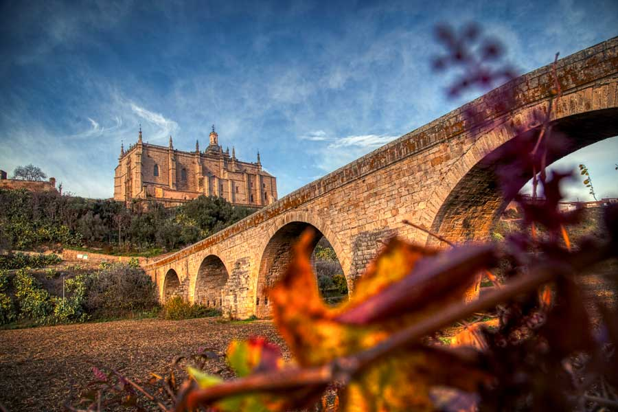 valle-del-alagon-catedral-de-Coria